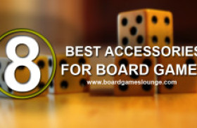 8 Best Accessories for Board Games