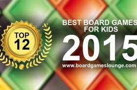12 Best Board Games for Kids 2015