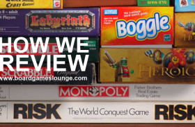 How we Review Board Games