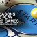 7 Reasons to play Board Games